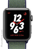Apple Watch 3 Nike+ 38mm