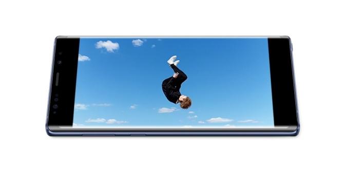 As novas funções da câmera do Galaxy Note 9