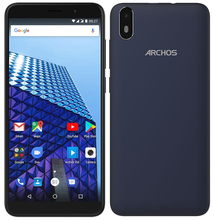Archos Access 57 4G é anunciado com Android Go
