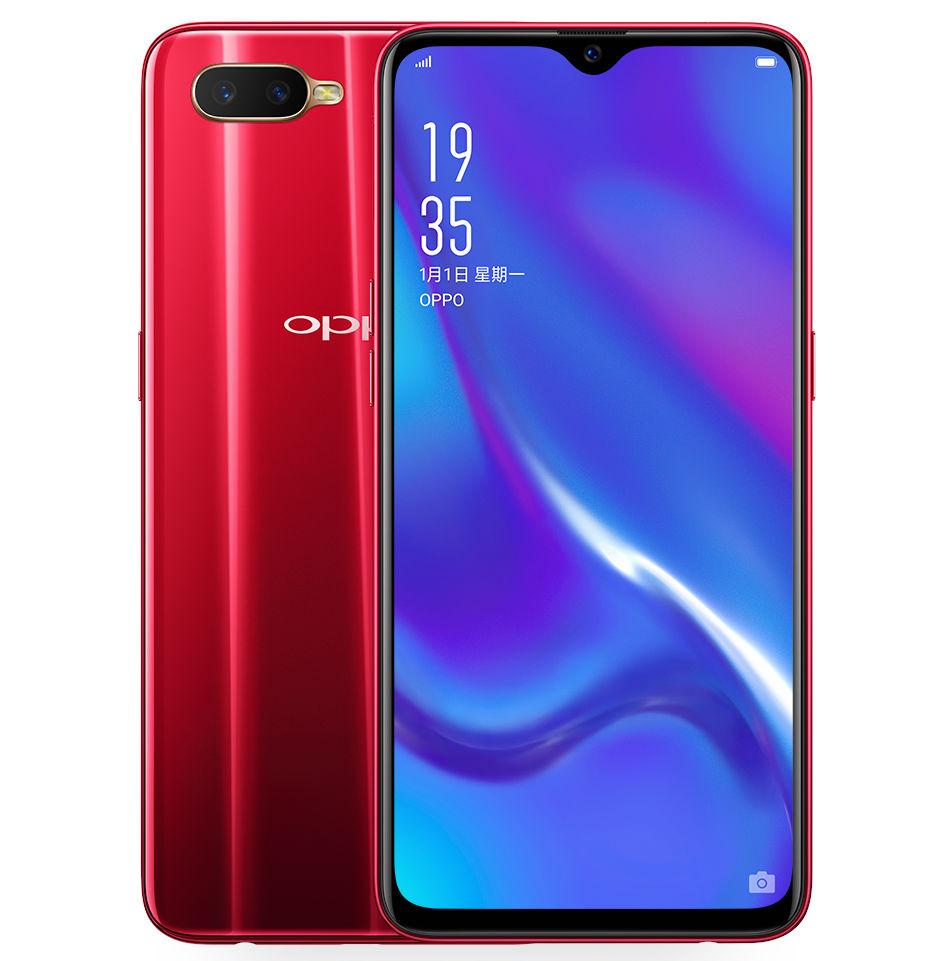 Oppo K1 é anunciado com leitor de impressão digital na tela