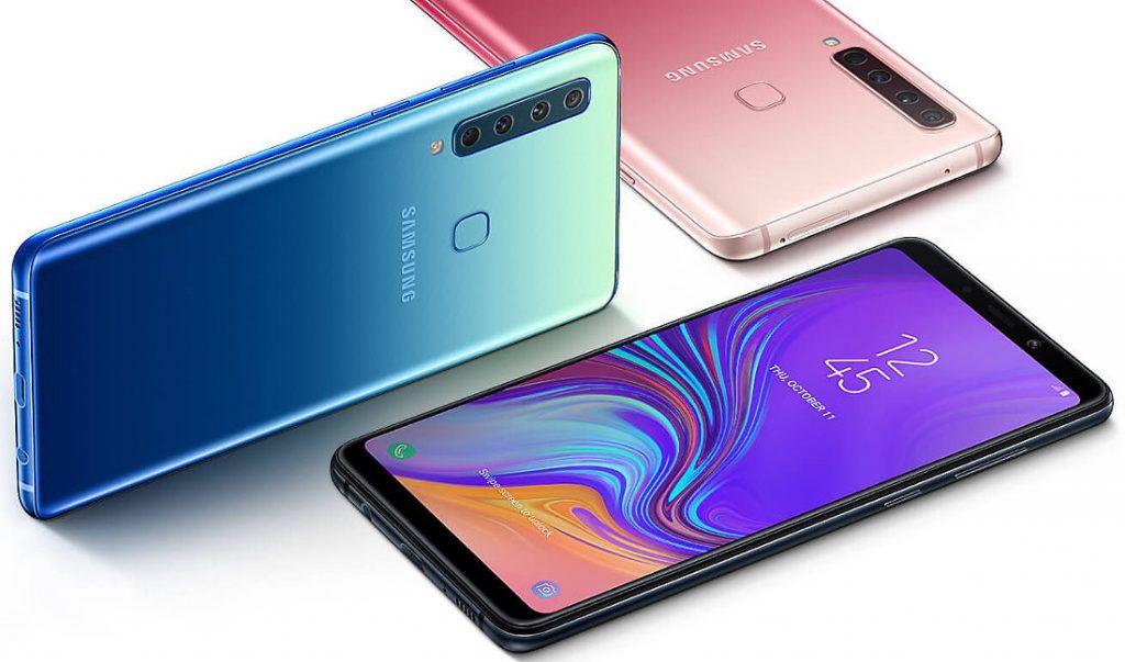 Samsung oficializa Galaxy A9 (2018) com quatro câmeras traseiras