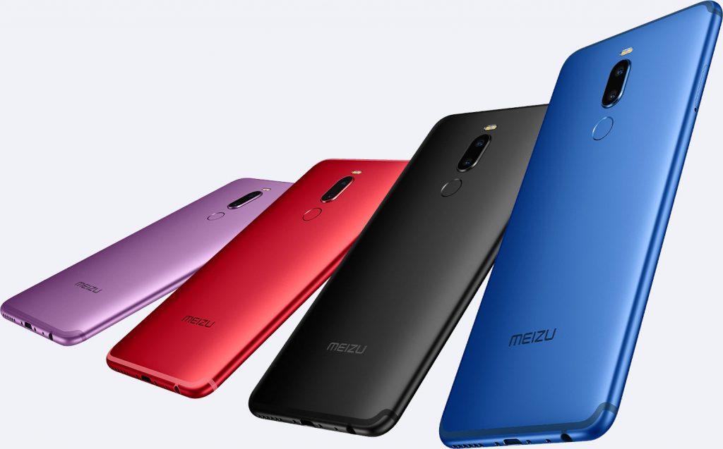 """Meizu Note 8 es anunciado con pantalla de 6"""" y cámara trasera doble"""