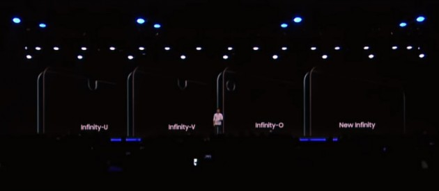Após zombar de Apple, Samsung começa a adotar entalhes em telas