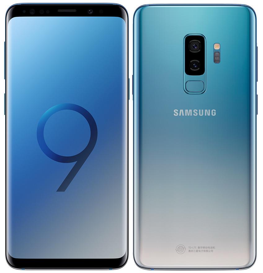 Samsung Apresenta Cor Ice Blue Para Galaxy S9 E S9 Plus