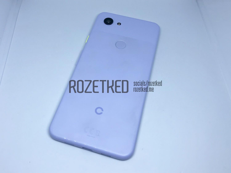 Google Pixel 3 Lite vaza com conector de áudio de 3,5 mm
