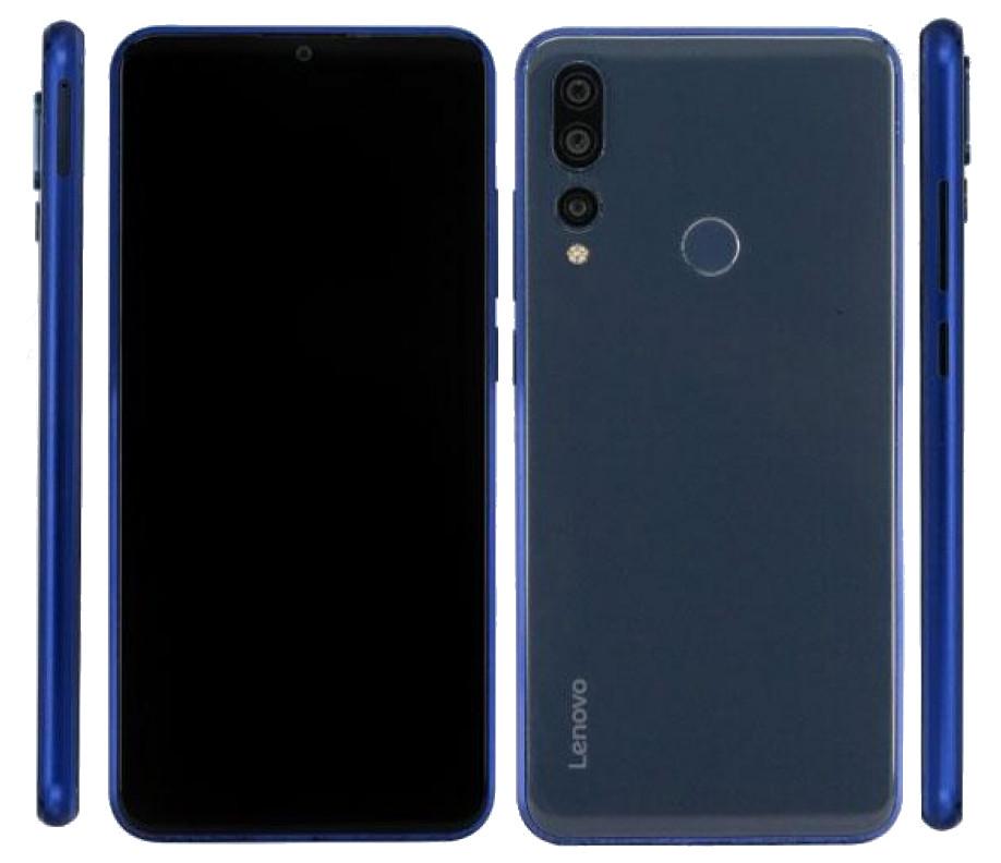 Misterioso Smartphone Lenovo con cámara tripla es certificado