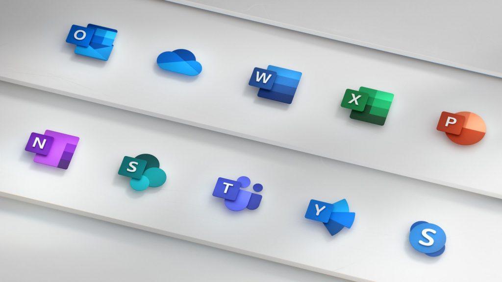 Microsoft apresenta novos ícones para suíte Office