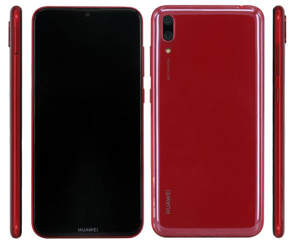 Huawei Enjoy 9 é certificado com entalhe gota d'água na tela