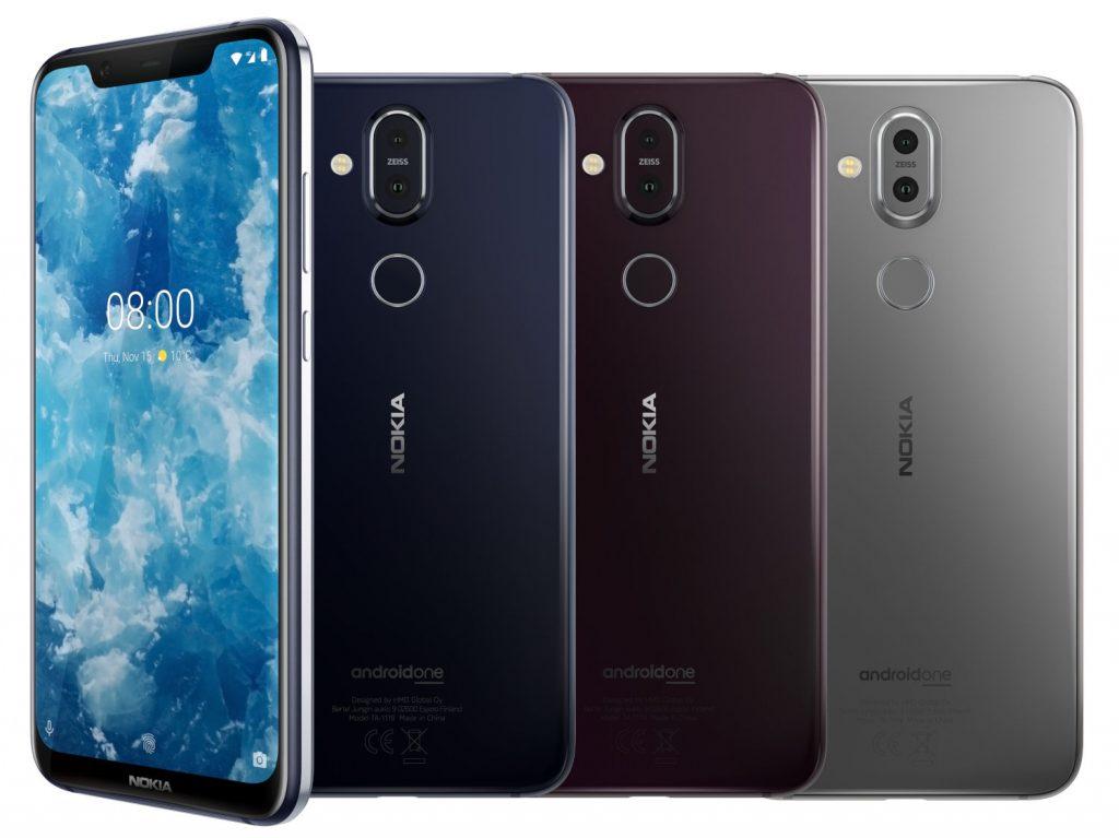 Nokia 8.1 es anunciado con pantalla HDR10, lentes Zeiss y Android One