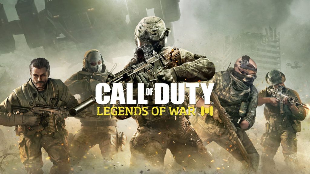 Call of Duty: Legends of War para Android entra em fase alpha