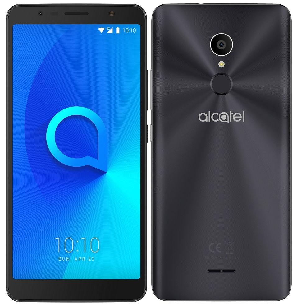 Alcatel 3C es anunciado con pantalla 18:9 de 6 pulgadas