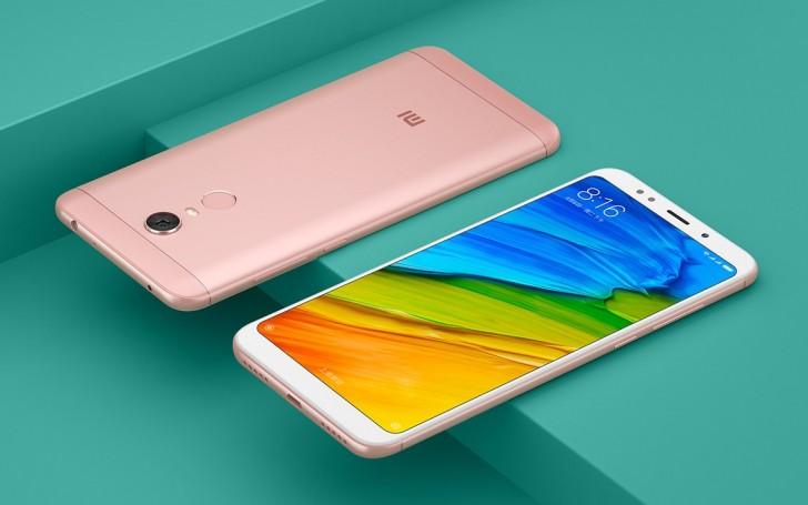 Filtran informaciones del Xiaomi Redmi Note 5