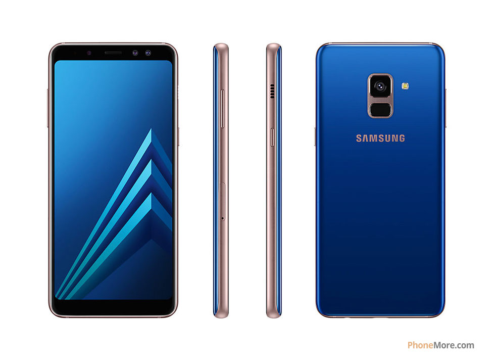 Samsung Galaxy A8 2018 Sm A530f Ds 32gb Photos Phone More