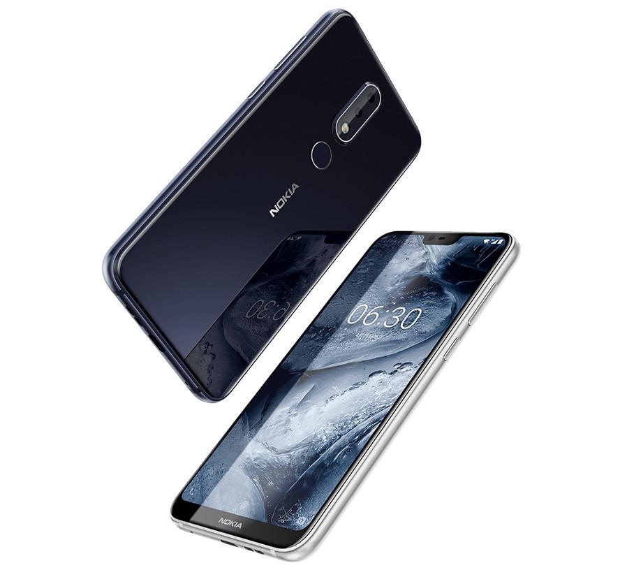 Nokia X6 é anunciado com tela 19:9 e 6 GB de RAM