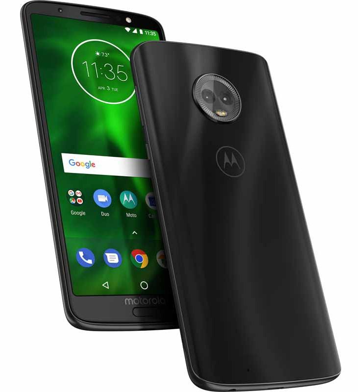 Motorola Moto G6 recebe versão com 4 GB de RAM