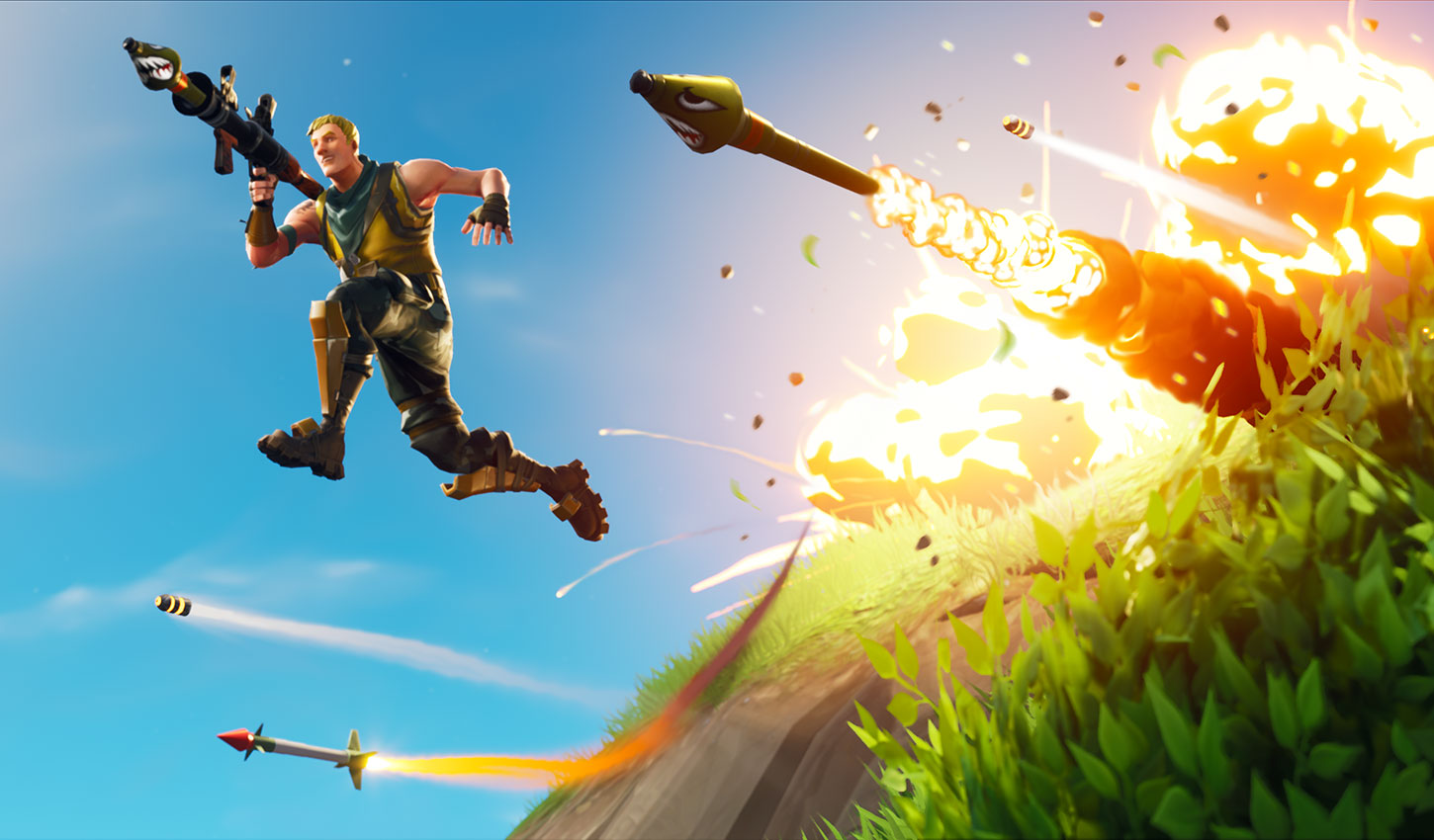 Fortnite gera receita de US$ 100 mi no iOS