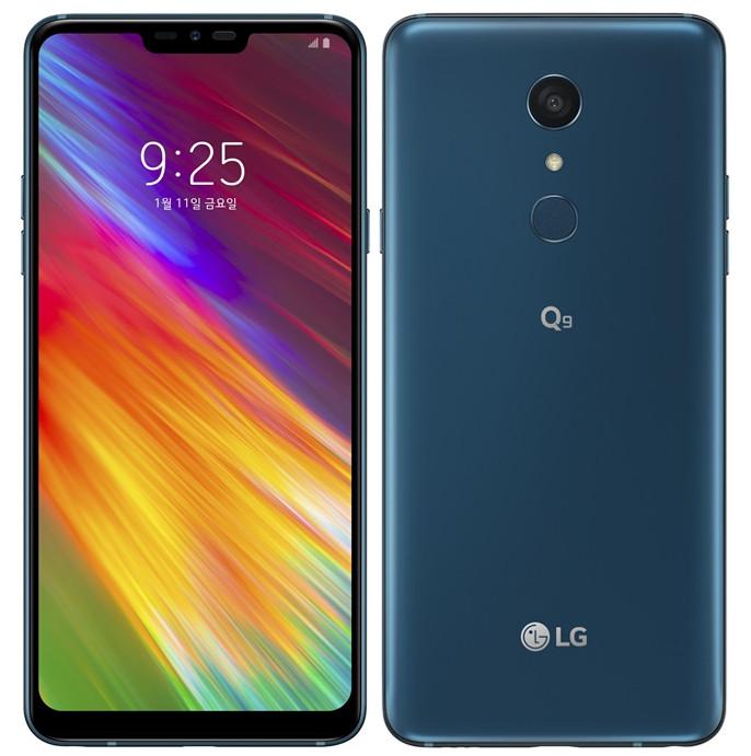 LG Q9 es anunciado con pantalla FullVision de 6,1 pulgadas, IP68, resistencia militar y NFC