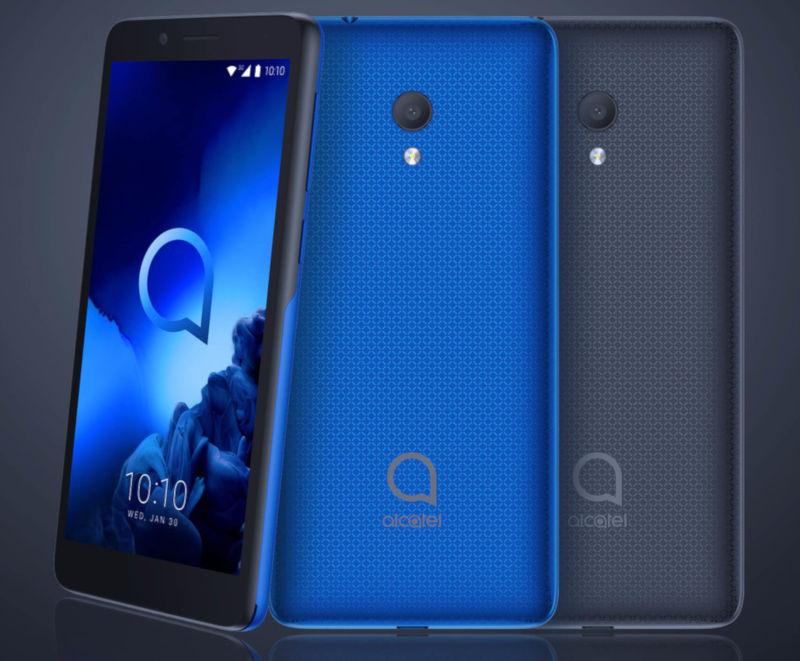 Alcatel anuncia 1C (2019) com Android Oreo Go edition