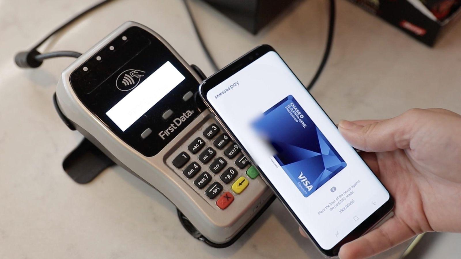 Samsung Pay anuncia parceria com Banco Original