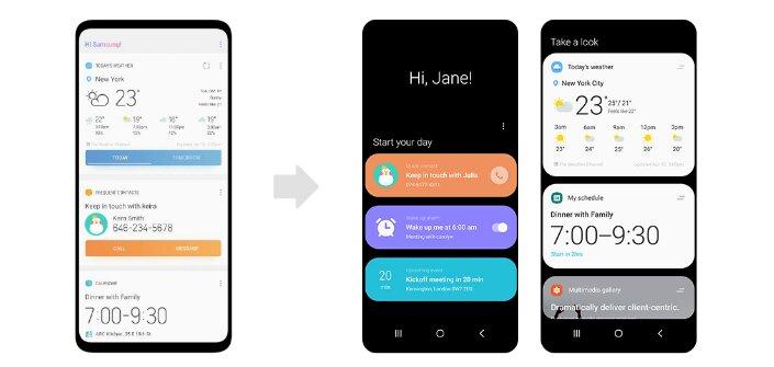 Samsung apresenta a interface personalizada 'One UI'
