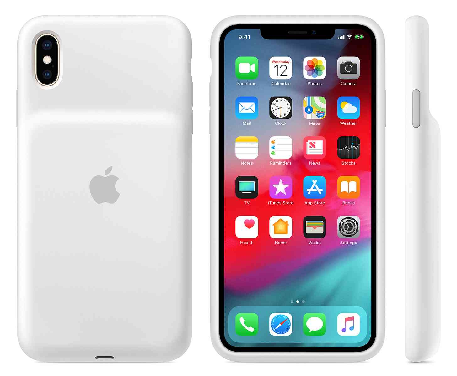 Apple lanza 'Smart Battery Cases' para iPhone XS, XS Max y XR