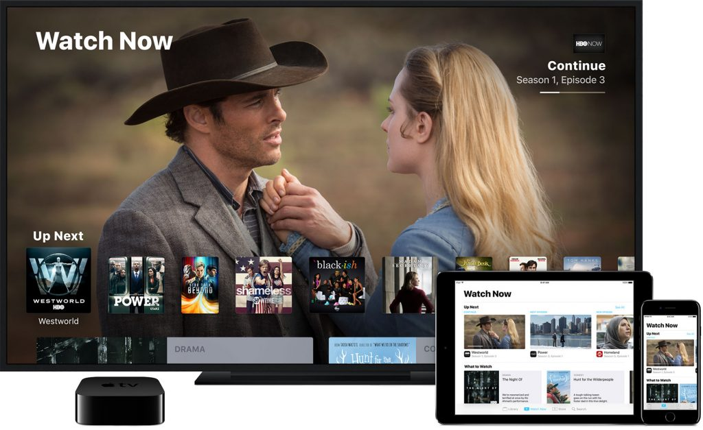Apple prepara para lanzar servicio de streaming en abril