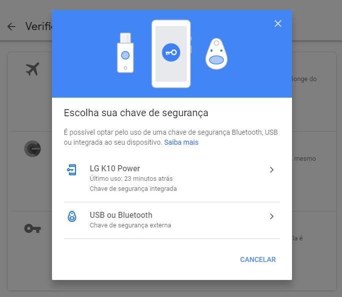 2fa google android