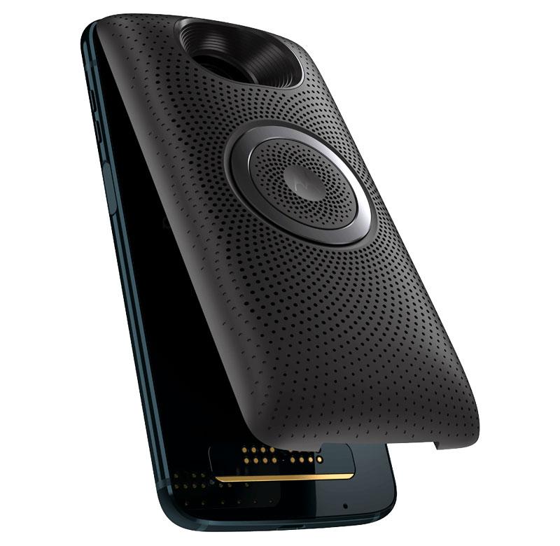 moto z3 play com snap speaker stereo