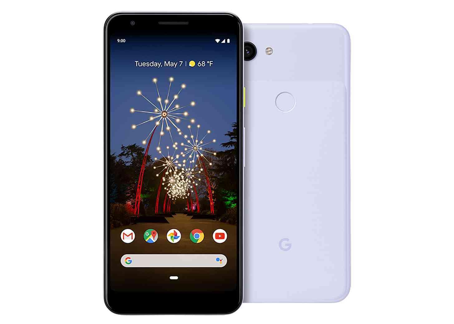 smartphone google pixel 3a