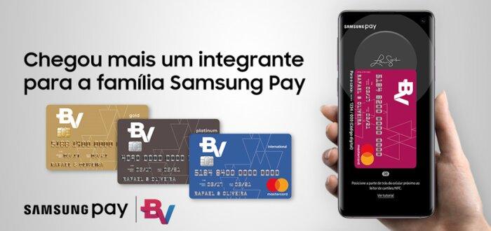 samsung pay cartoes bv