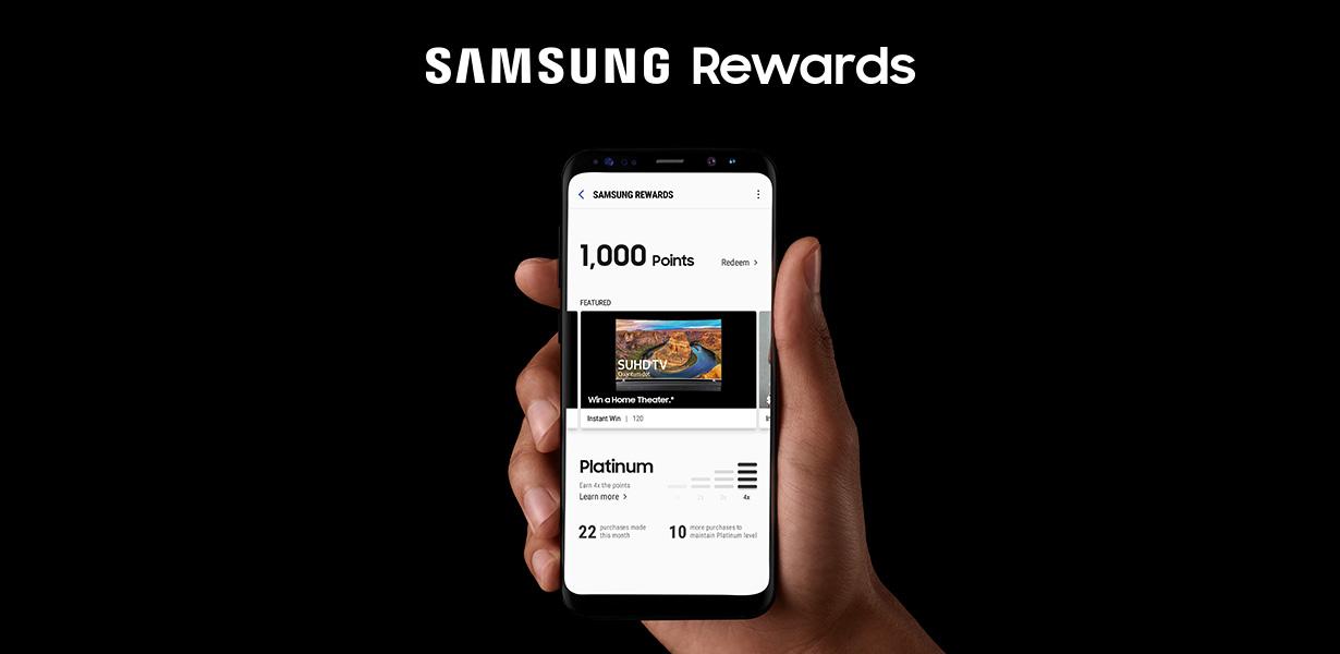 samsung rewards