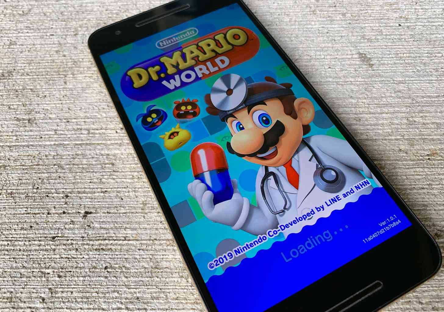 dr mario world jogo android ios