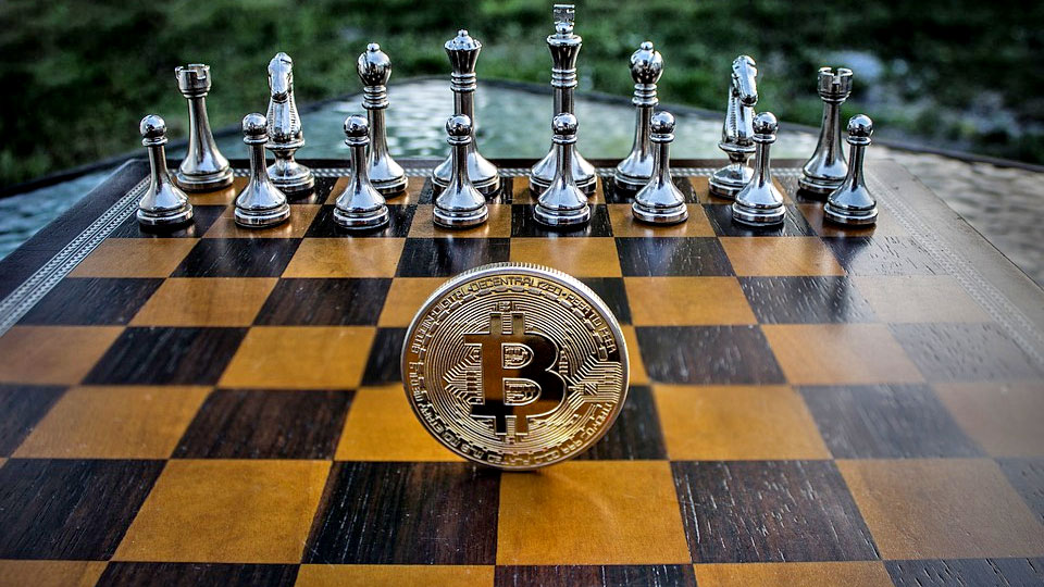 chess game and bitcoin