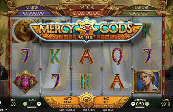 mercy of the gods game