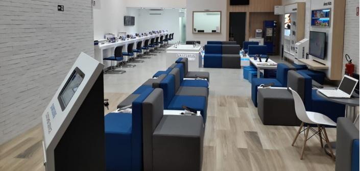 centro de serviço samsung