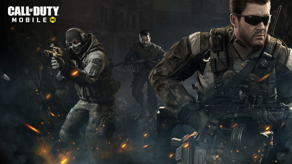 cod mobile android ios
