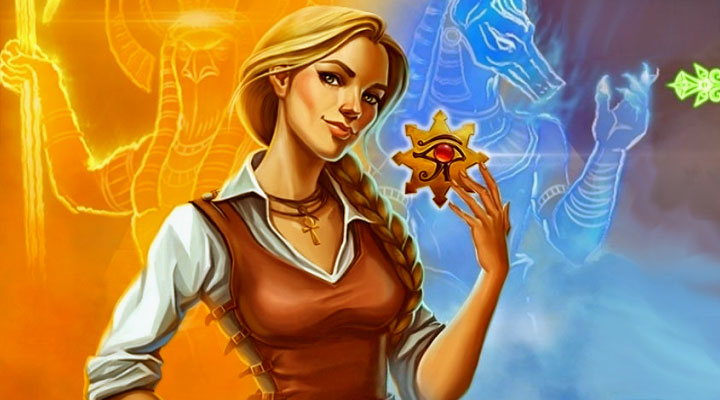woman of the mercy of gods game