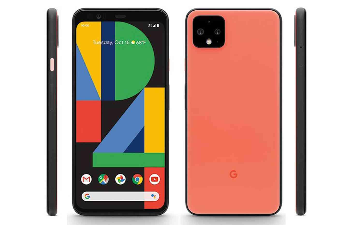 Pixel 4 Oh So Orange