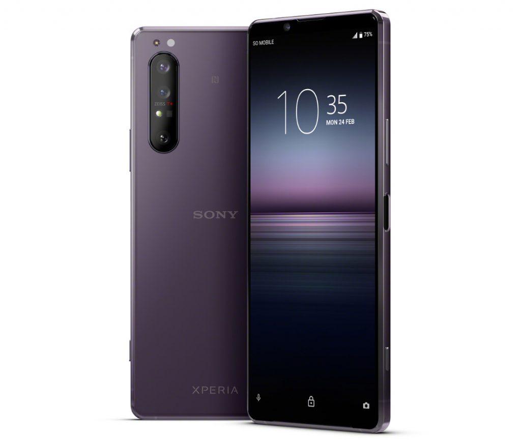 Xperia 1 II é o primeiro smartphone 5G da Sony - MaisCelular