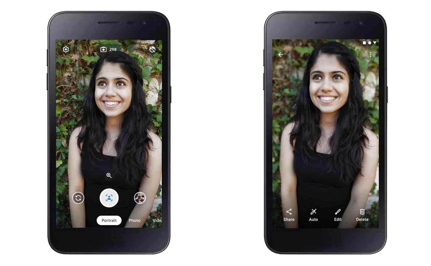 google camera go app