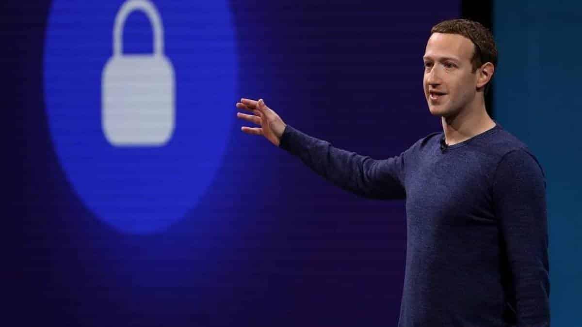 segurança do facebook