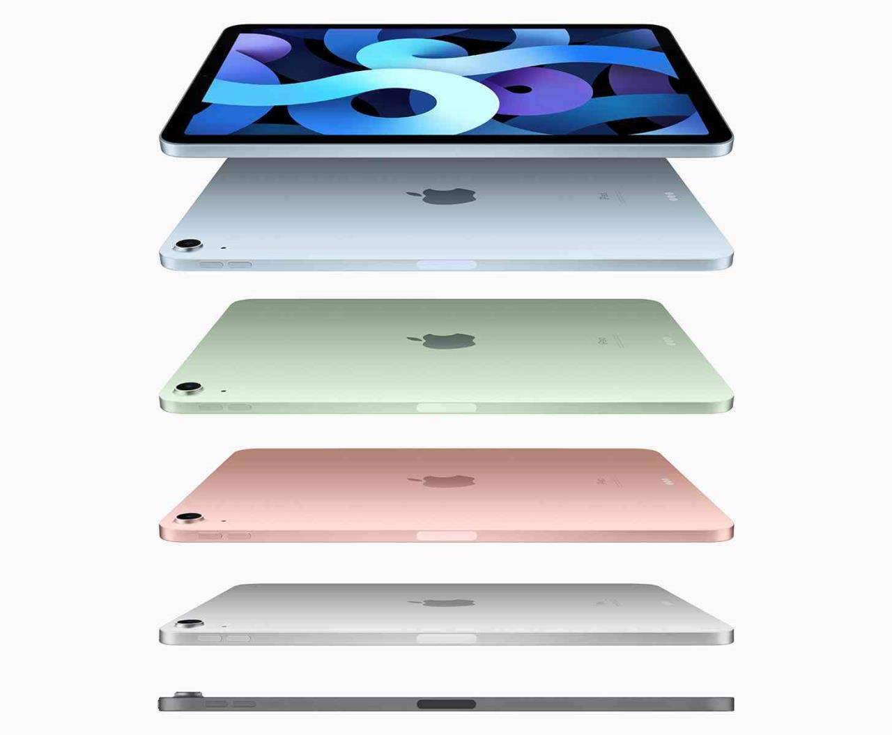 apple ipad air 2020 cores