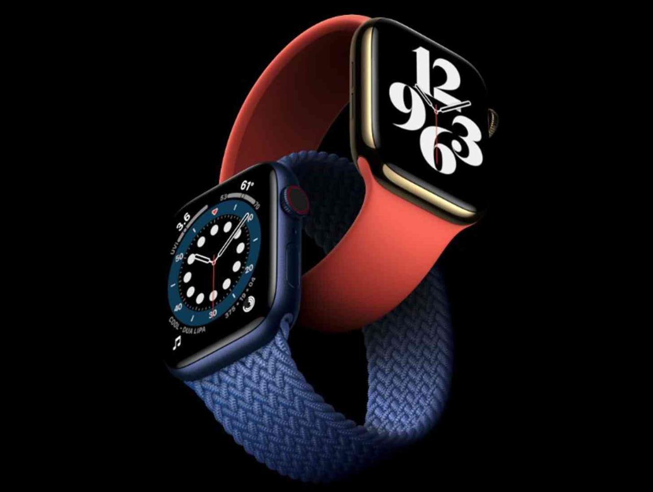 apple watch series 6 anuncio