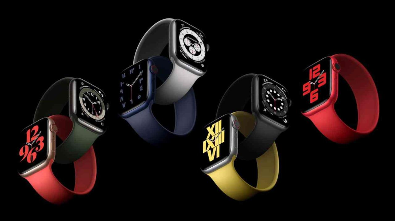 apple watch series 6 cores