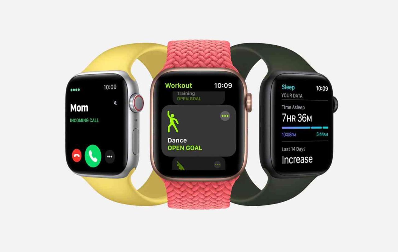 apple watch se detalhes