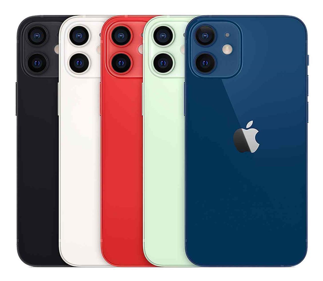 apple iphone 12 mini cores