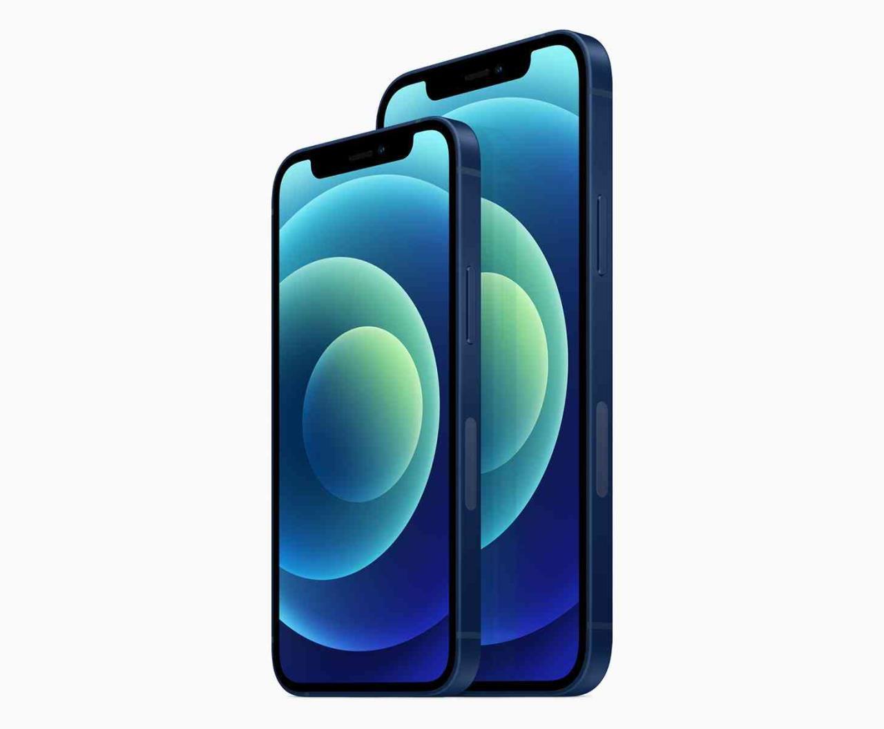 apple iphone 12 mini frente