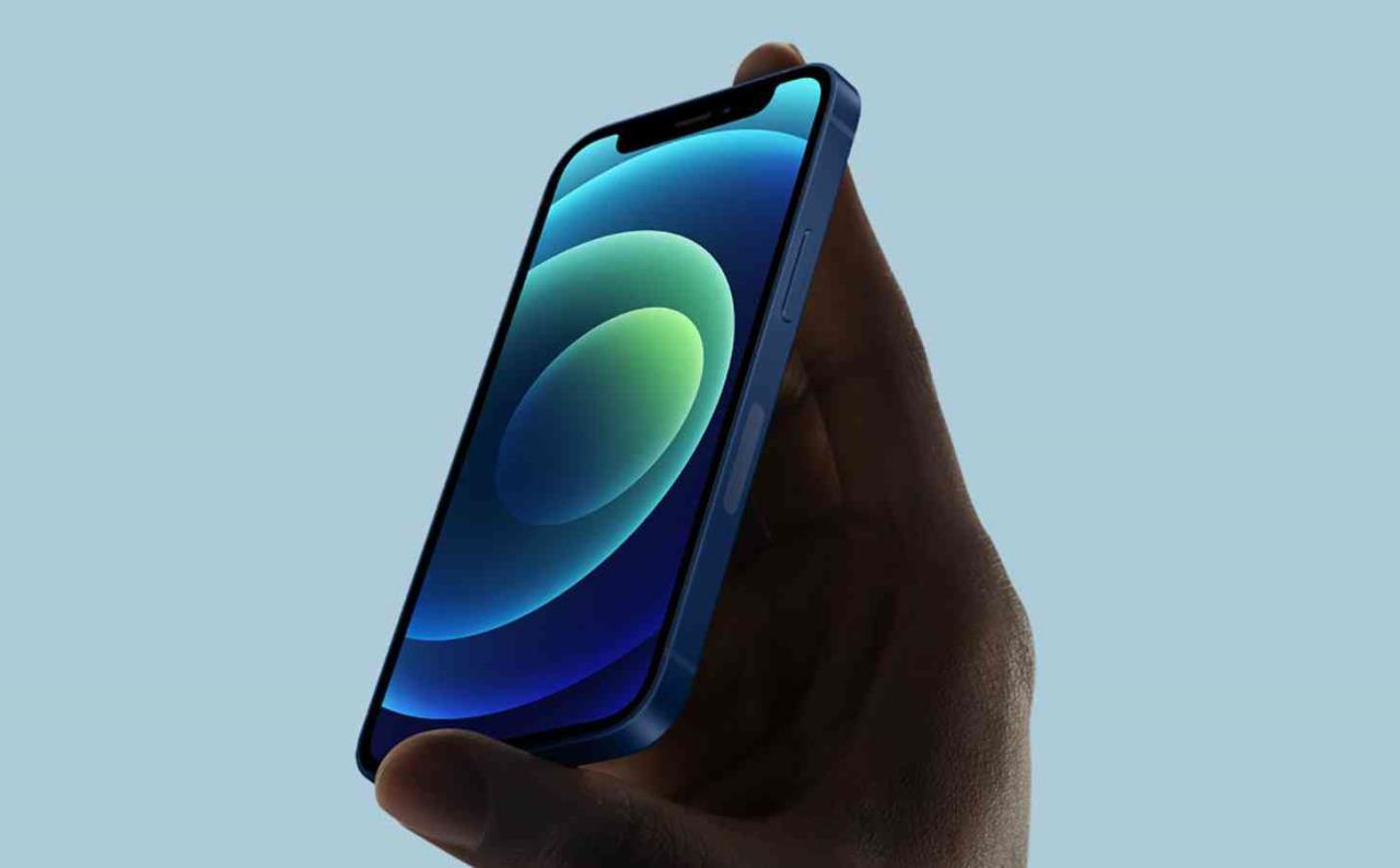 apple iphone 12 5g mmwave antena