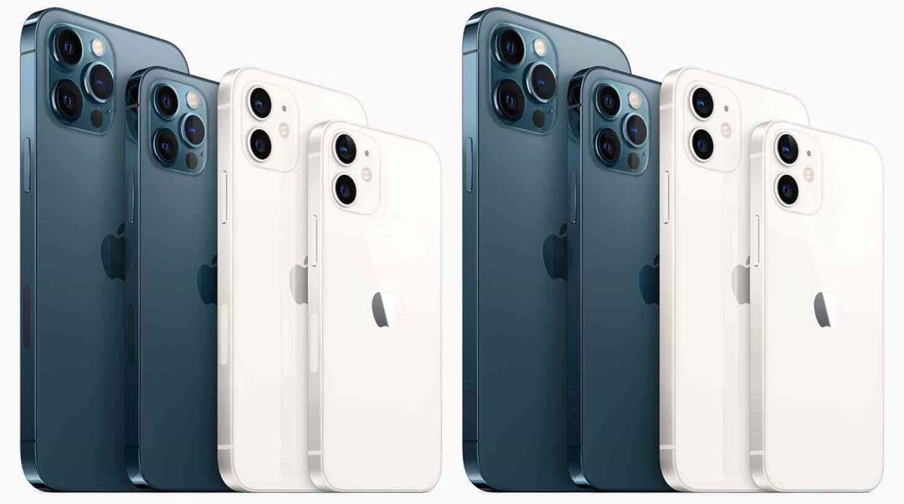 apple iphone 12 serie comparação antena 5g mmwave