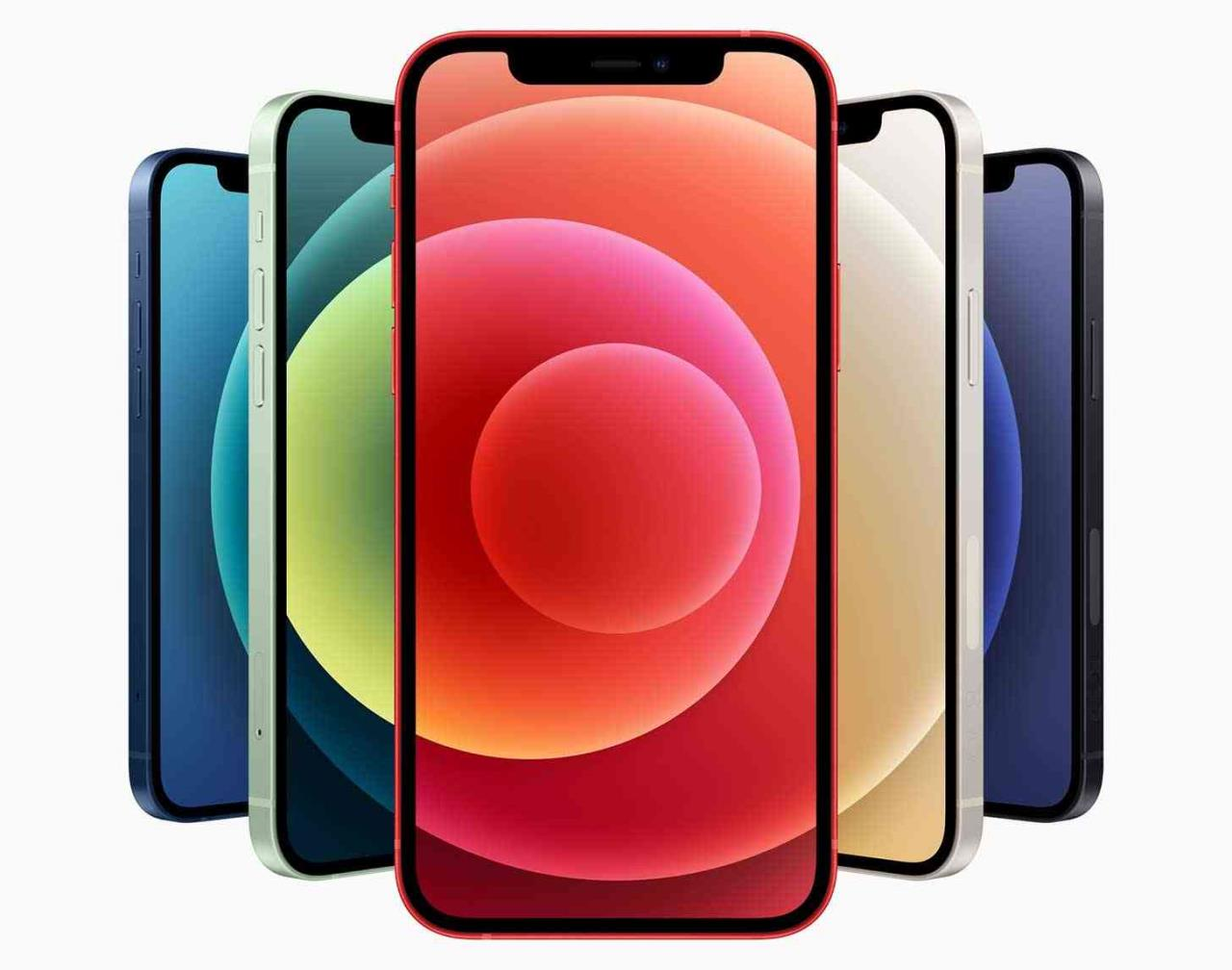 apple iphone 12 cores